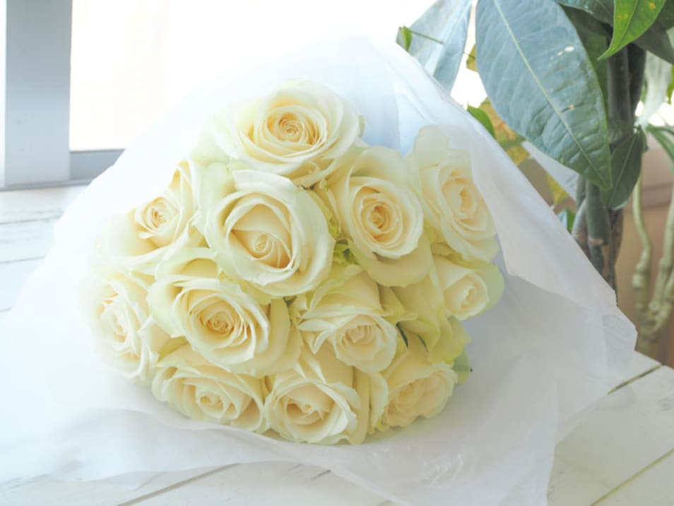 Douzaine de roses ドゥゼーヌ・ドゥ・ローズ [12本のバラ] モダンローズ