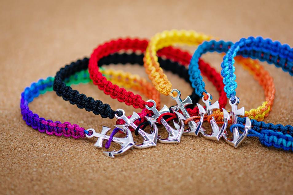 【Maison de Nobillis】Anchor Bracelet Large