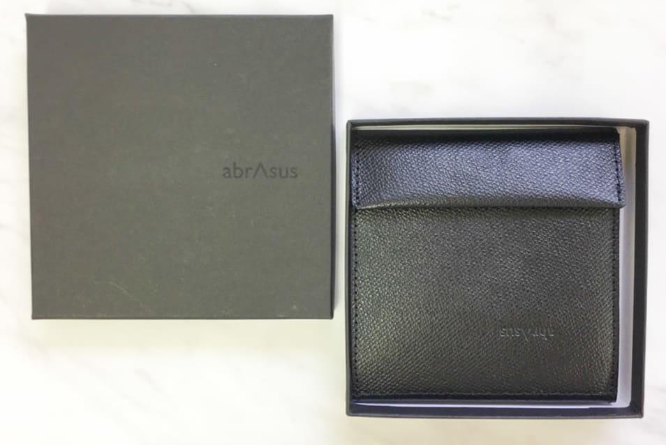 【abrAsus】薄い財布