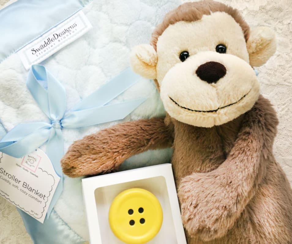 【TANP限定出産祝いセット】赤ちゃんに温もりを届けようセット