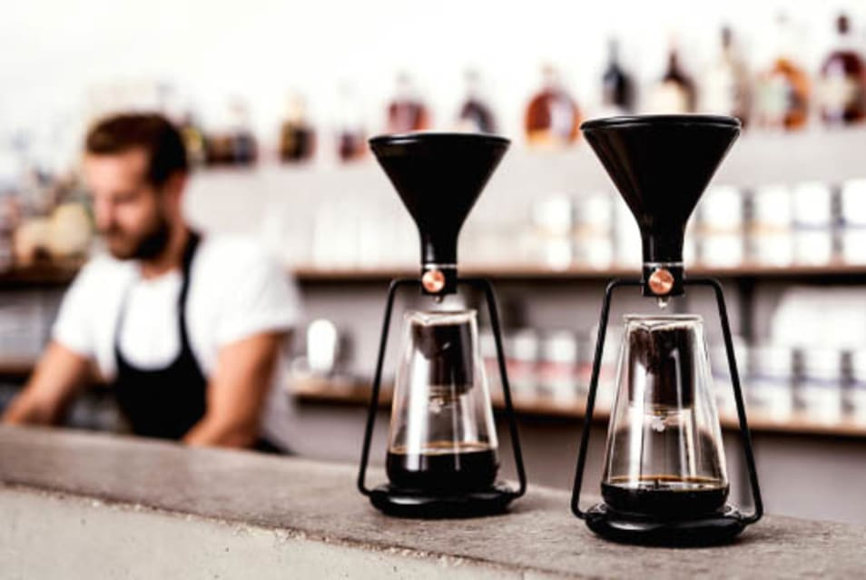 コーヒーメーカー-GINA