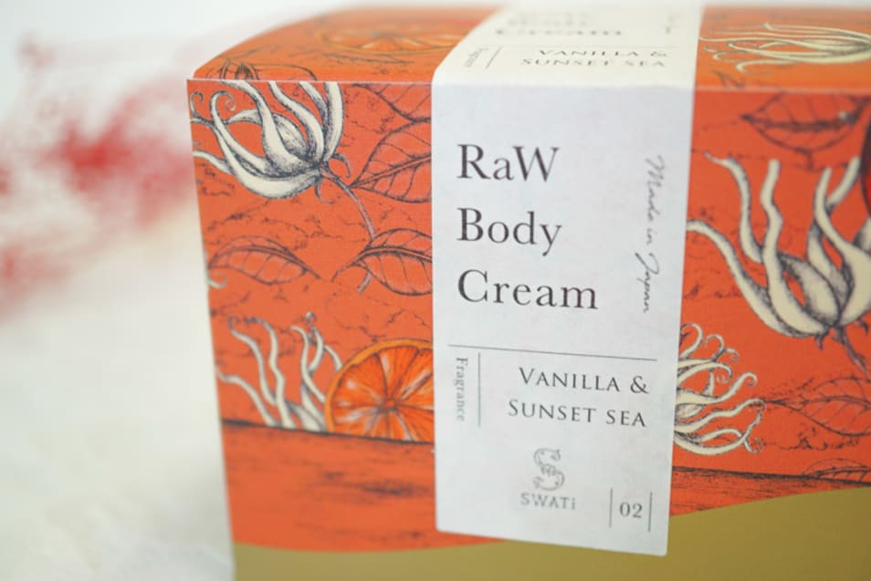 【SWATi】RaW Body Cream