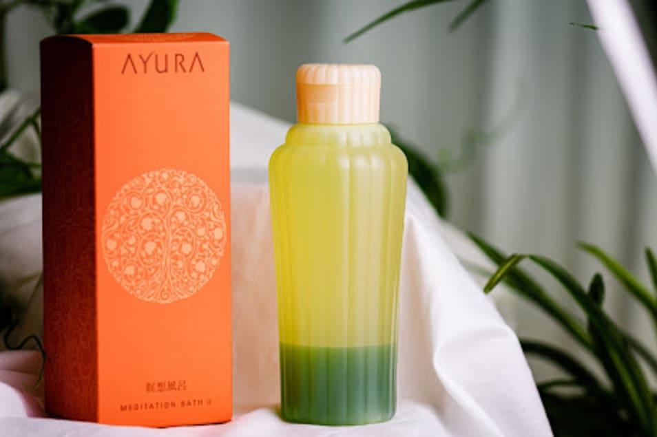 【ayura】化粧品メディテーションバスα