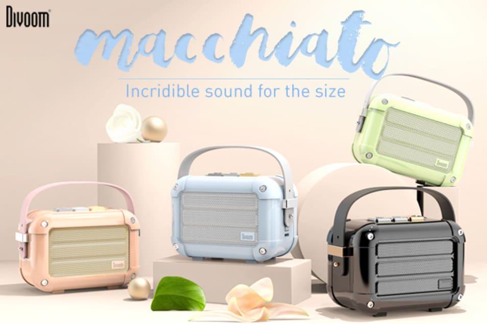 【DIVOOM】Macchiato