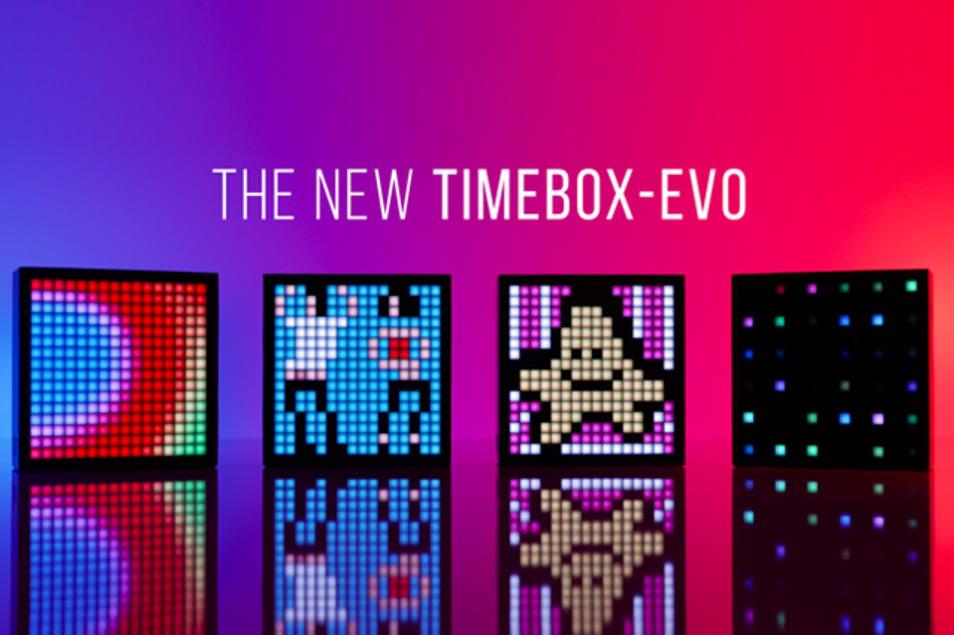 【DIVOOM】TimeBox EVO