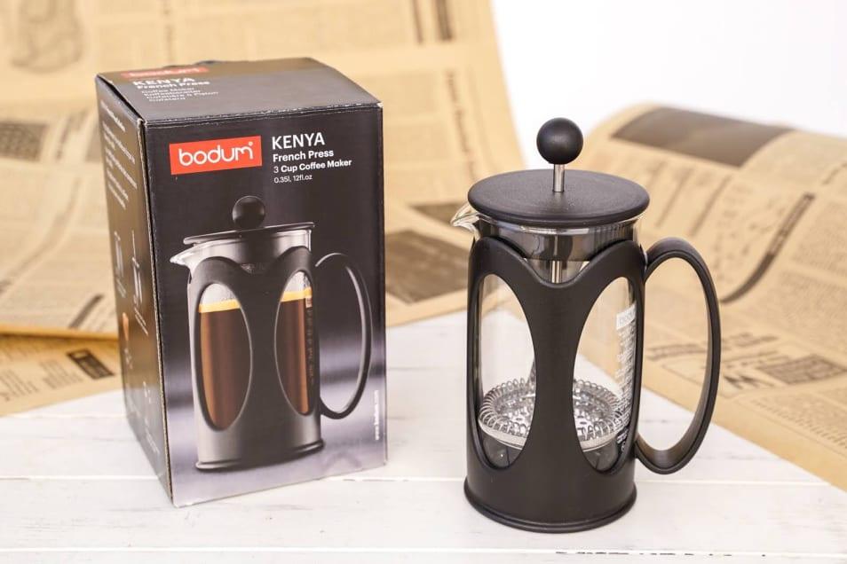 bodum ケニヤ フレンチプレスコーヒーメーカー 0.35L