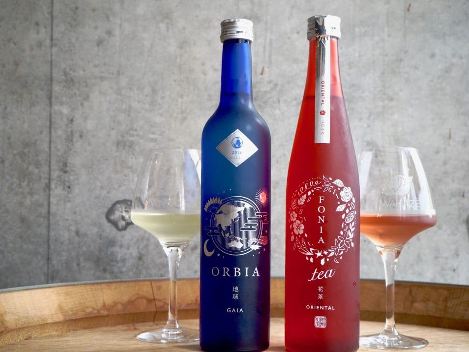 【WAKAZE】ORBIA GAIA & FONIA tea ORIENTAL 2本ギフトセット