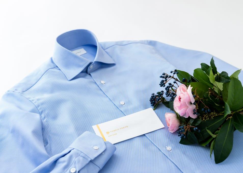 オーダーシャツ  ギフトカード ¥15,000
