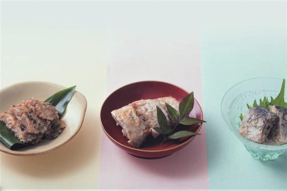 浜田港どんちっち3魚缶詰セット