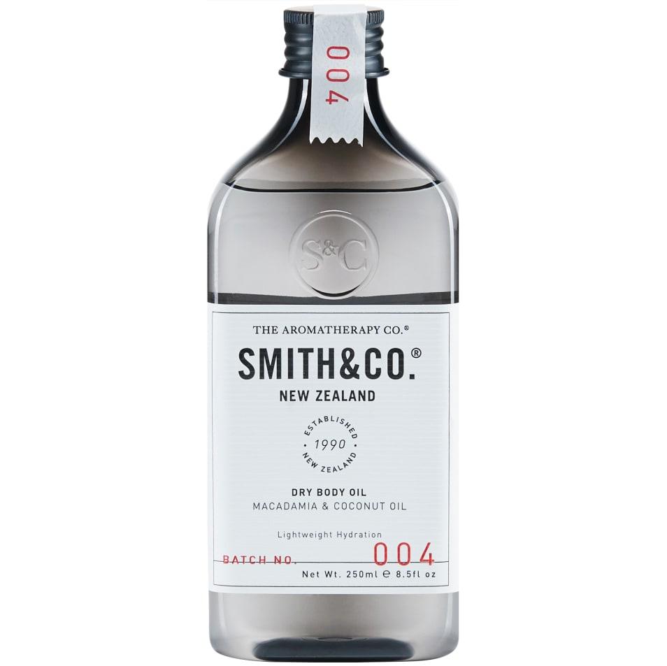 【SMITH & Co.】ドライ ボディオイル