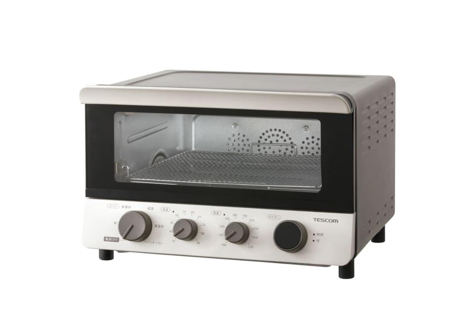 【テスコム】低温コンベクションオーブン