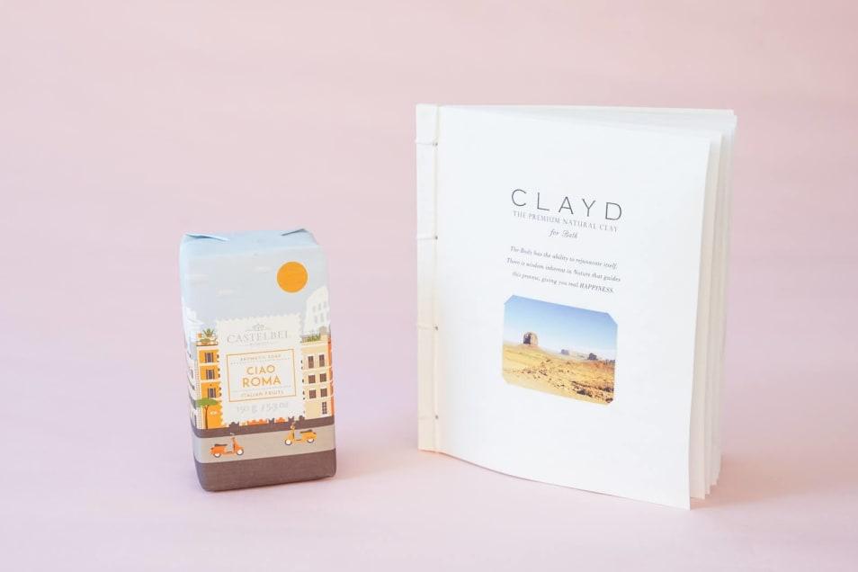【リラックスセット】CASTELBELハローシティコレクション&CLAYD WEEKBOOKセット