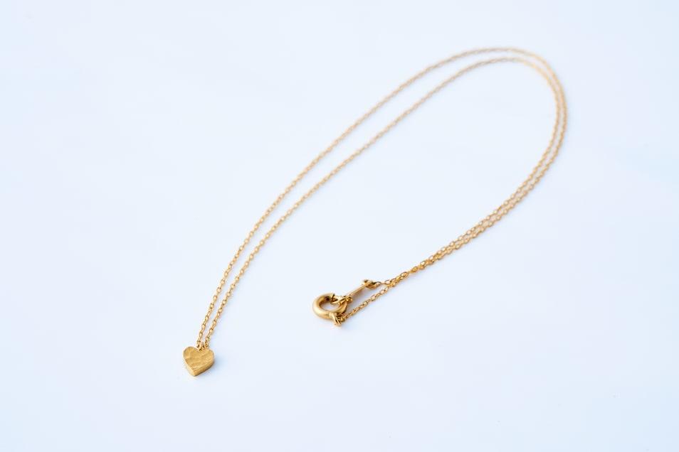 【Lanterna】Tiny Heart Necklace