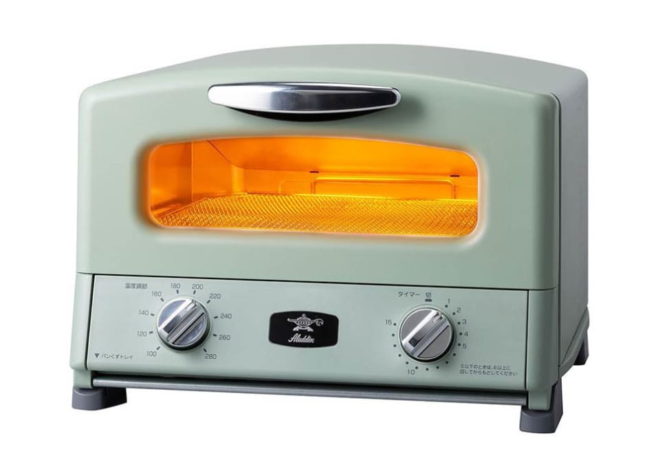 グリル&トースター