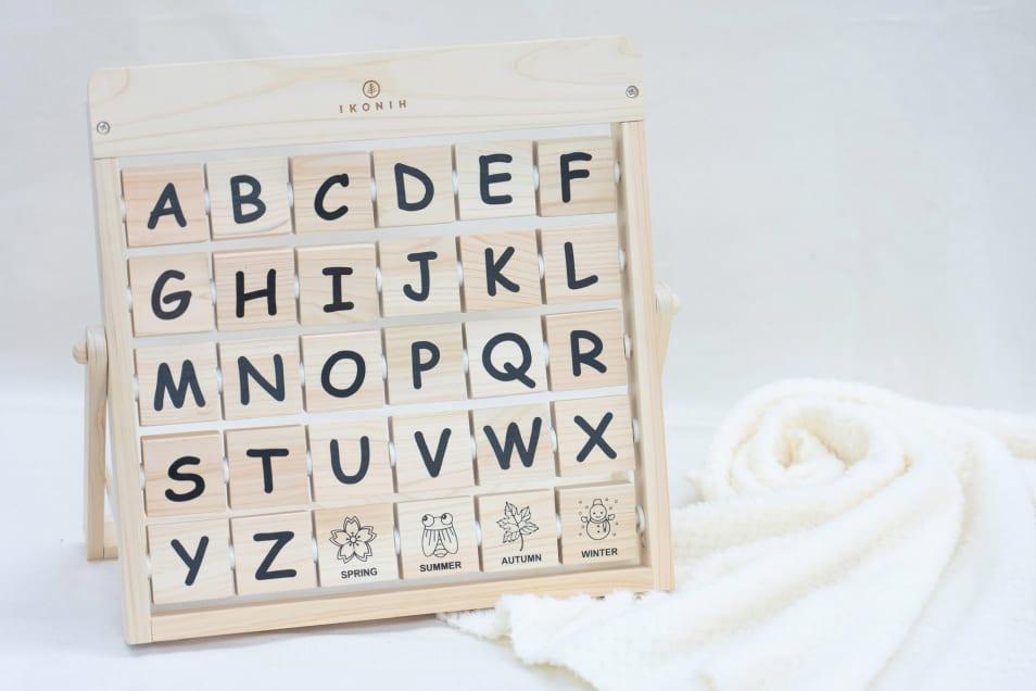 【IKONIH】アルファベット