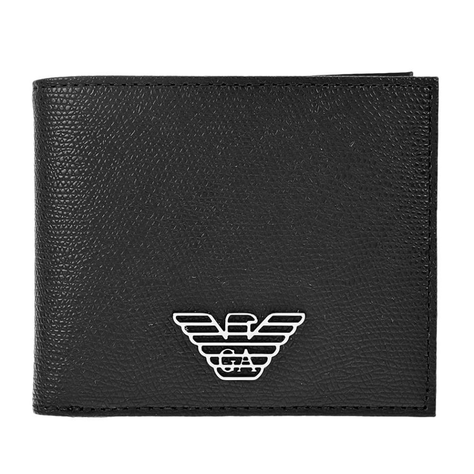 【EMPORIO ARMANI】 Y4R237-YLA0E/81072 二つ折り財布