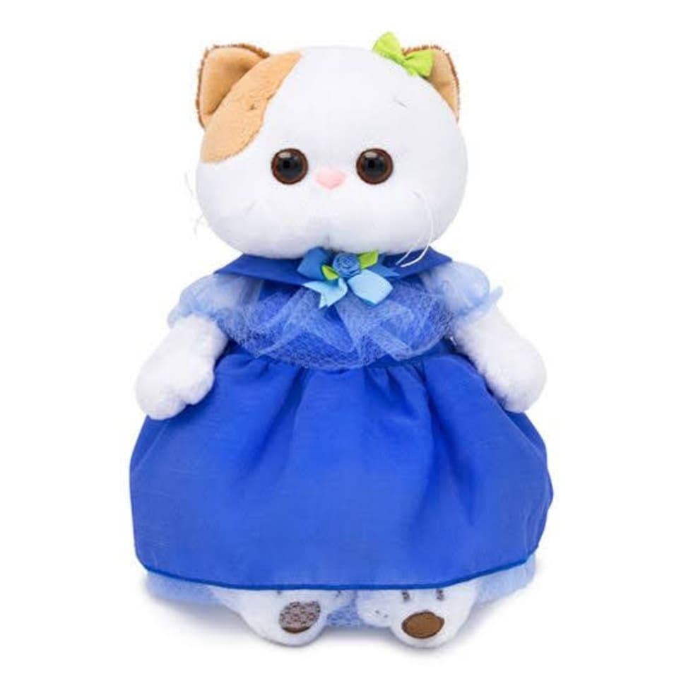 【Li-li】ブルーのドレス