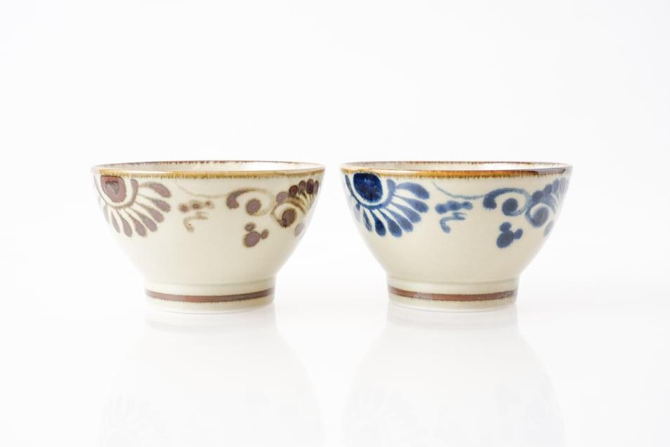 昭和陶房 茶碗ペアセット