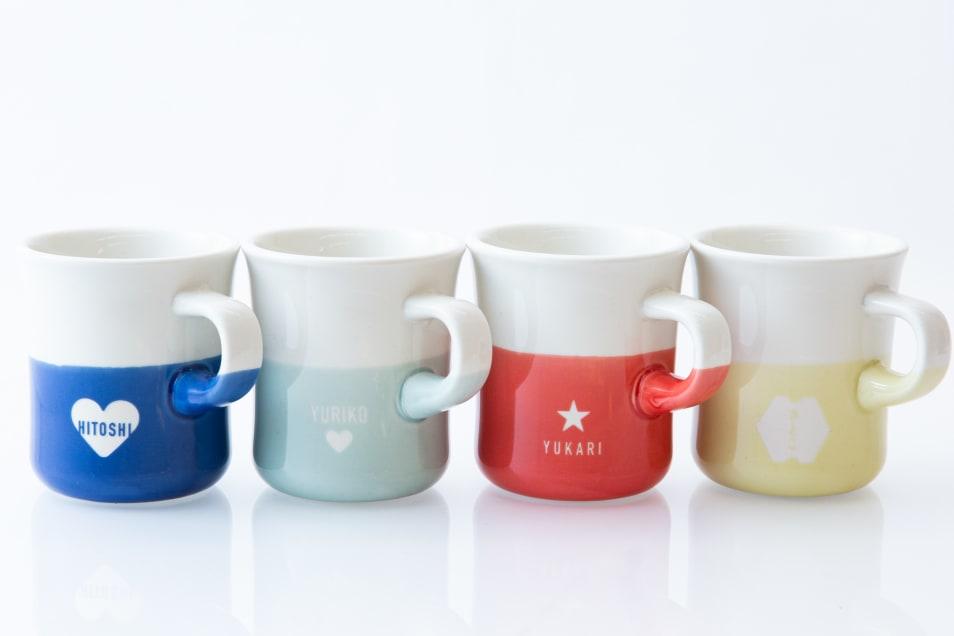 【名入れ彫刻】スタイルコーヒーマグ2T