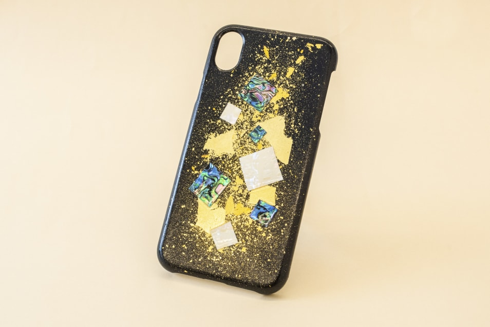 iPhoneXS用ケース