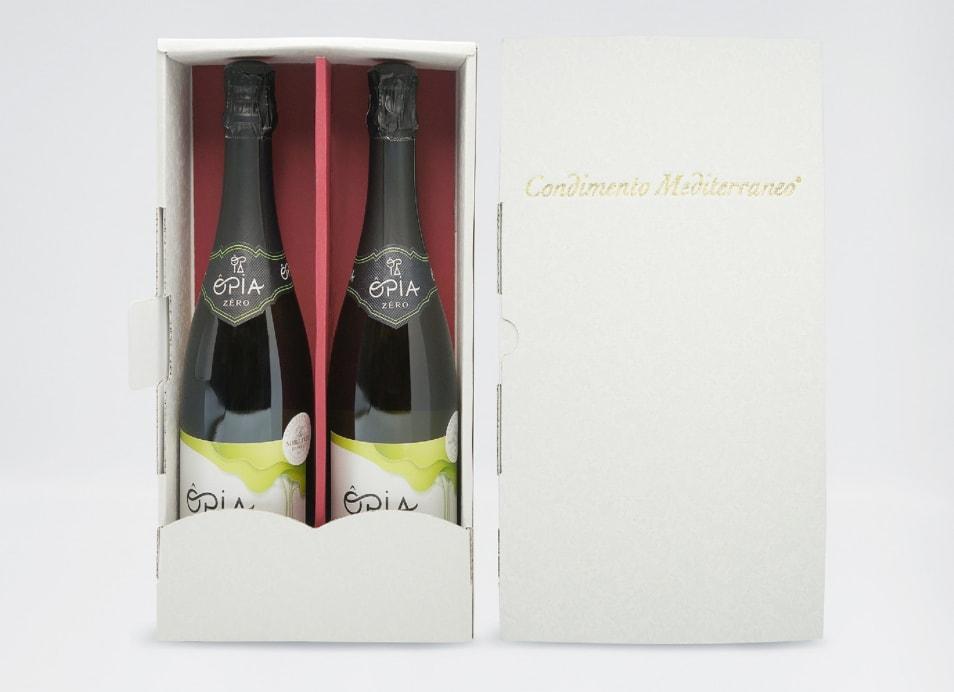 ノンアルコールスパークリングOIPA2本セット | ワイン・シャンパン