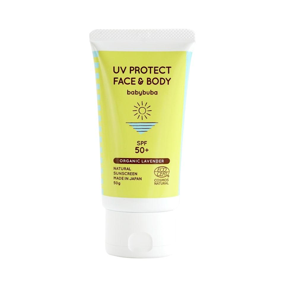 UVプロテクト フェイス & ボディ SPF50+