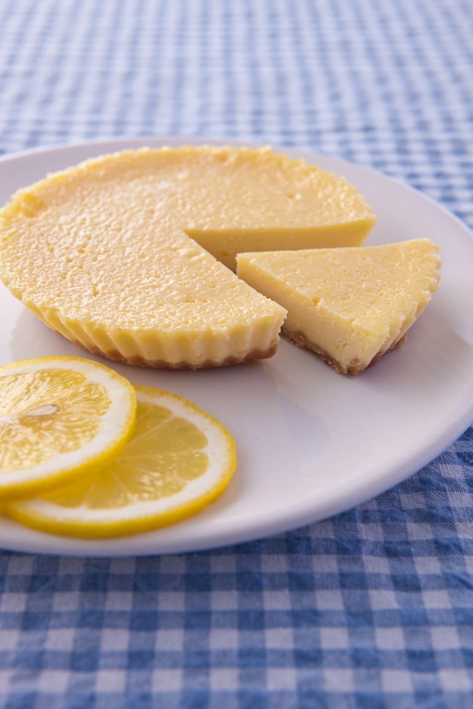 広島レモンチーズケーキ