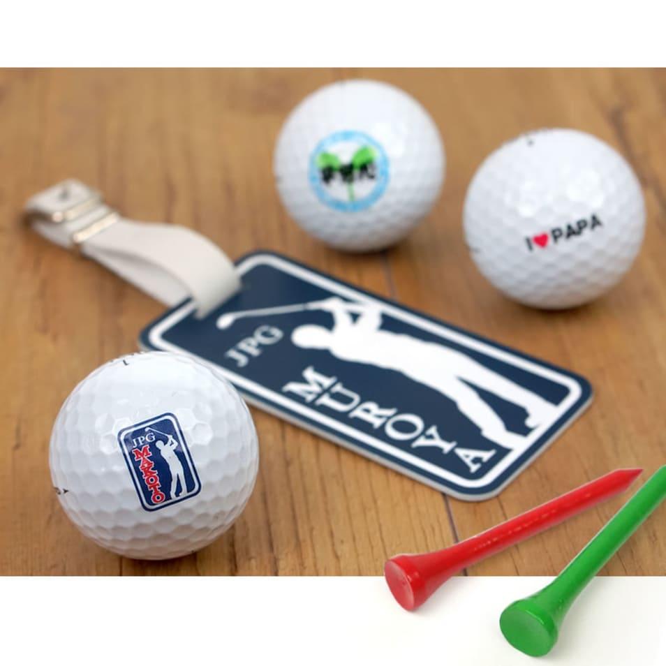 【50代男性】上司への退職祝いに!名入りゴルフボールをプレゼントしたい!