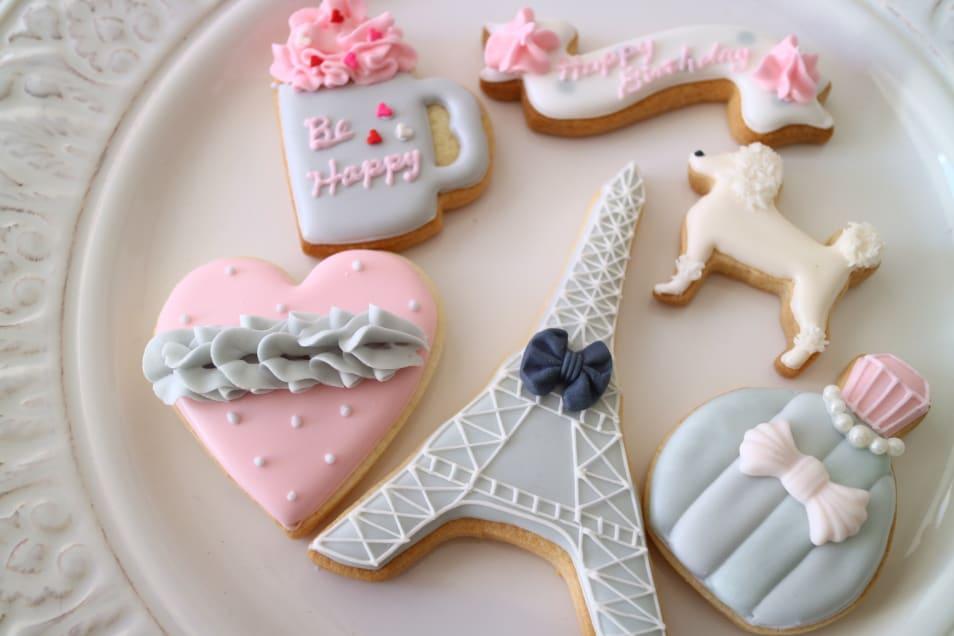 Birthdayアイシングクッキーセット