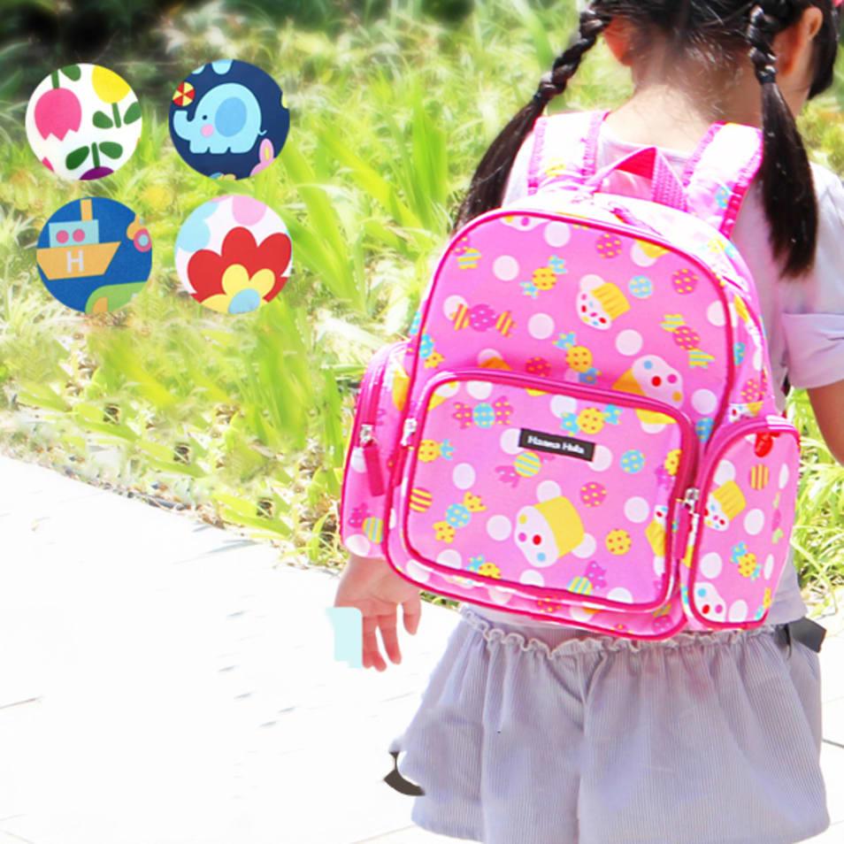 【4歳女の子】遠足に使いやすい!キッズリュックのおすすめは?【予算5千円】