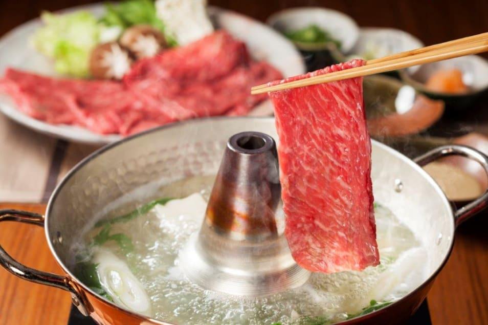 神戸牛すき焼き・しゃぶしゃぶ用