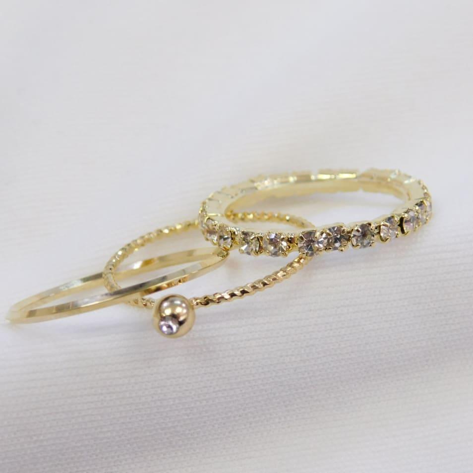 【女子高生】彼女におしゃれな指輪を探しています!【予算3,000円】