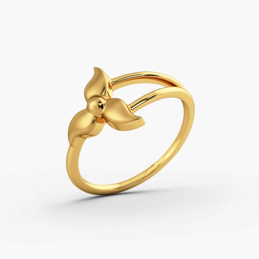 The Triple Bow Ring For Her