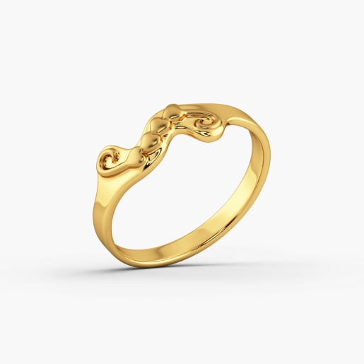 The Frill Ring For Her