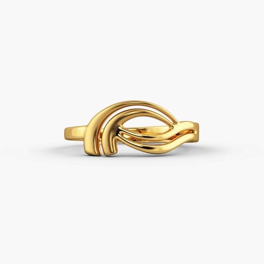 The Guloche Ring Her