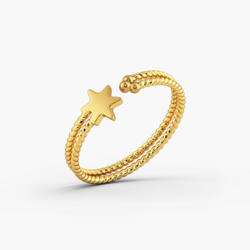 The Creease Ring For Her