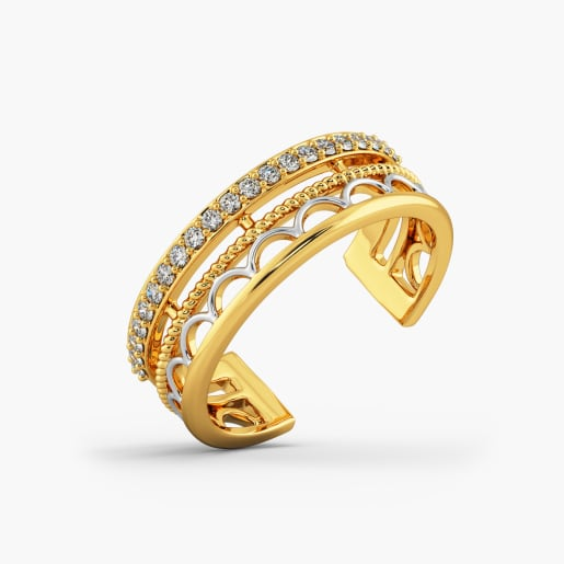 The Supritha Ring For Her