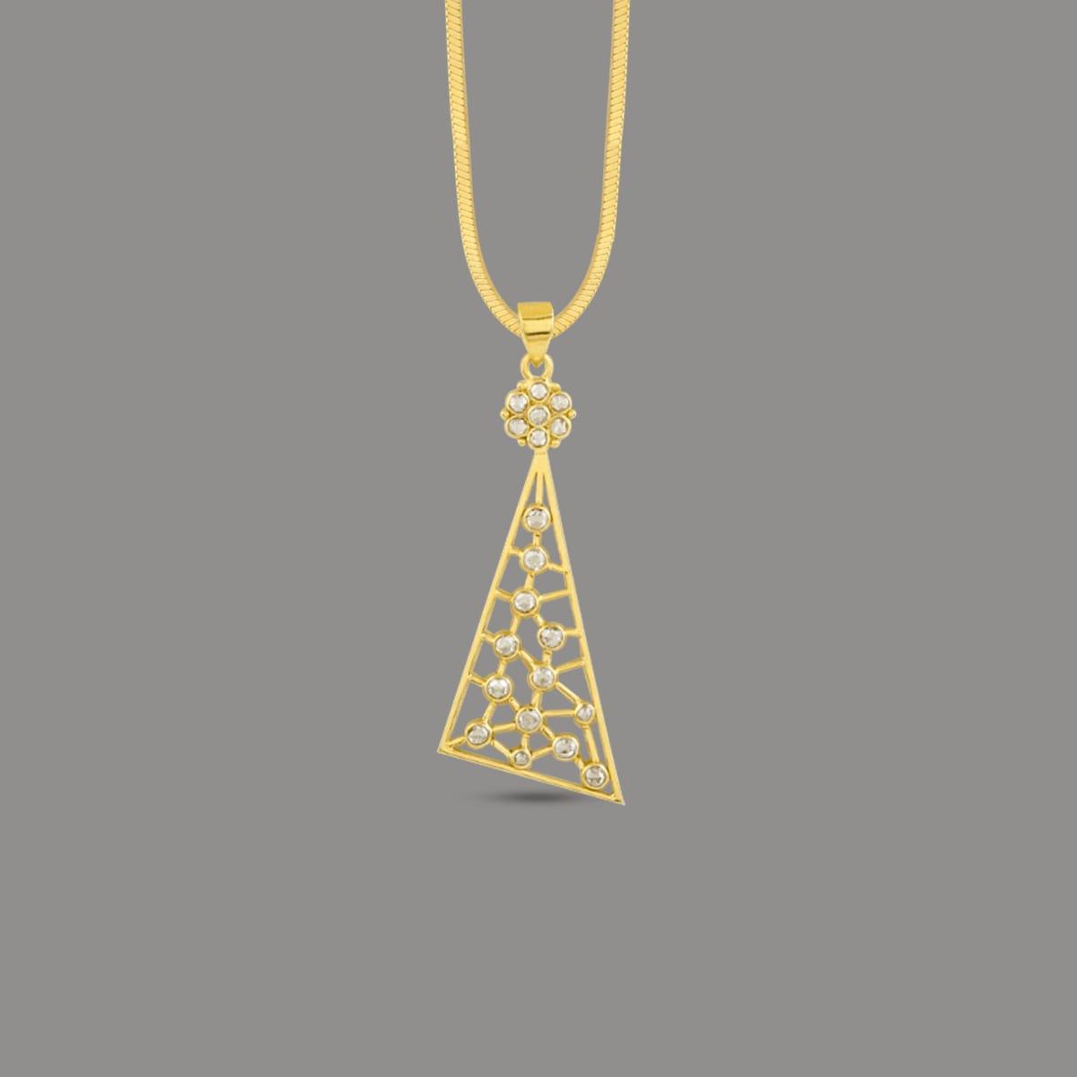 Bariki Daily Wear Un-cut Diamond Pendant