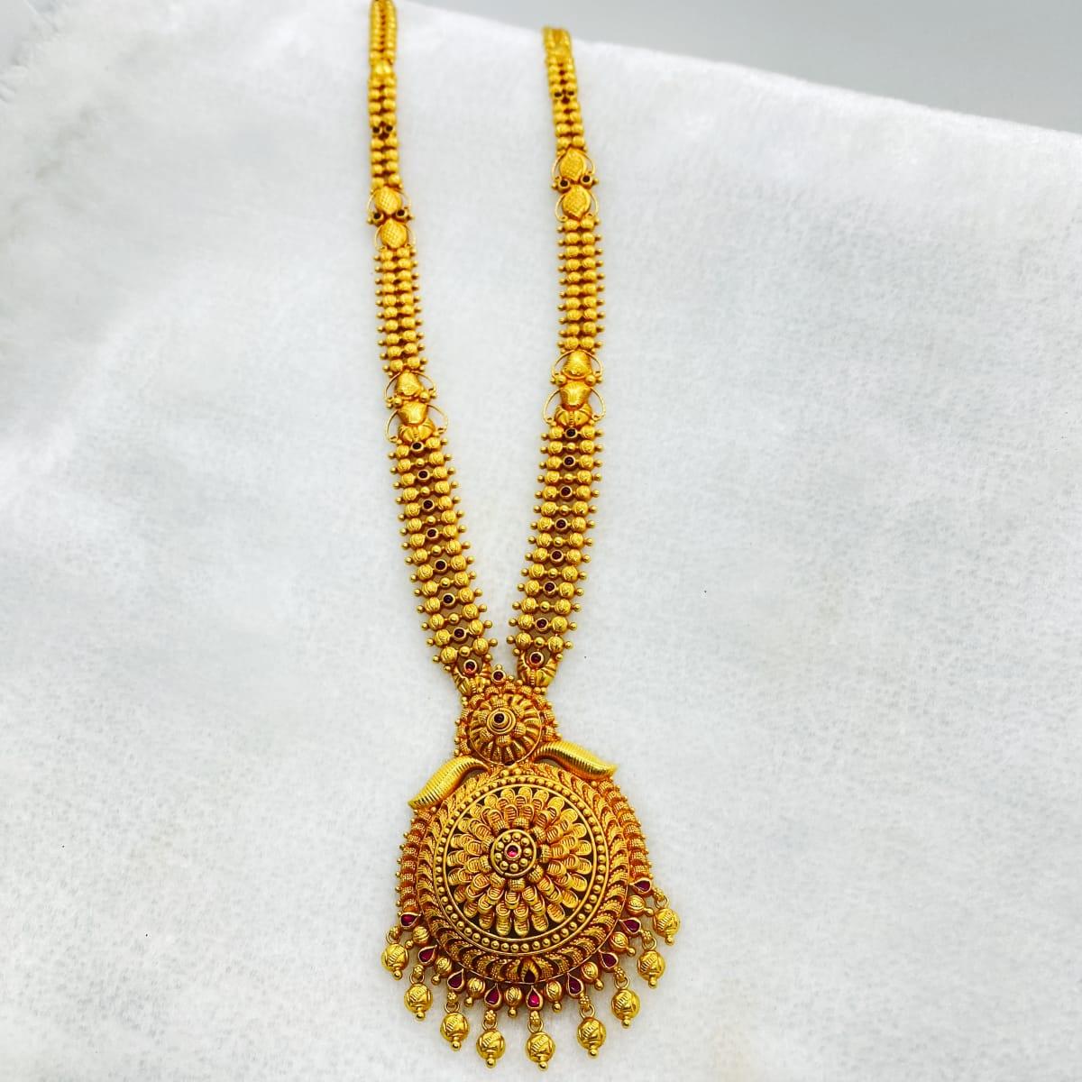 Fancy Antique Flower Design Haram Gj0234