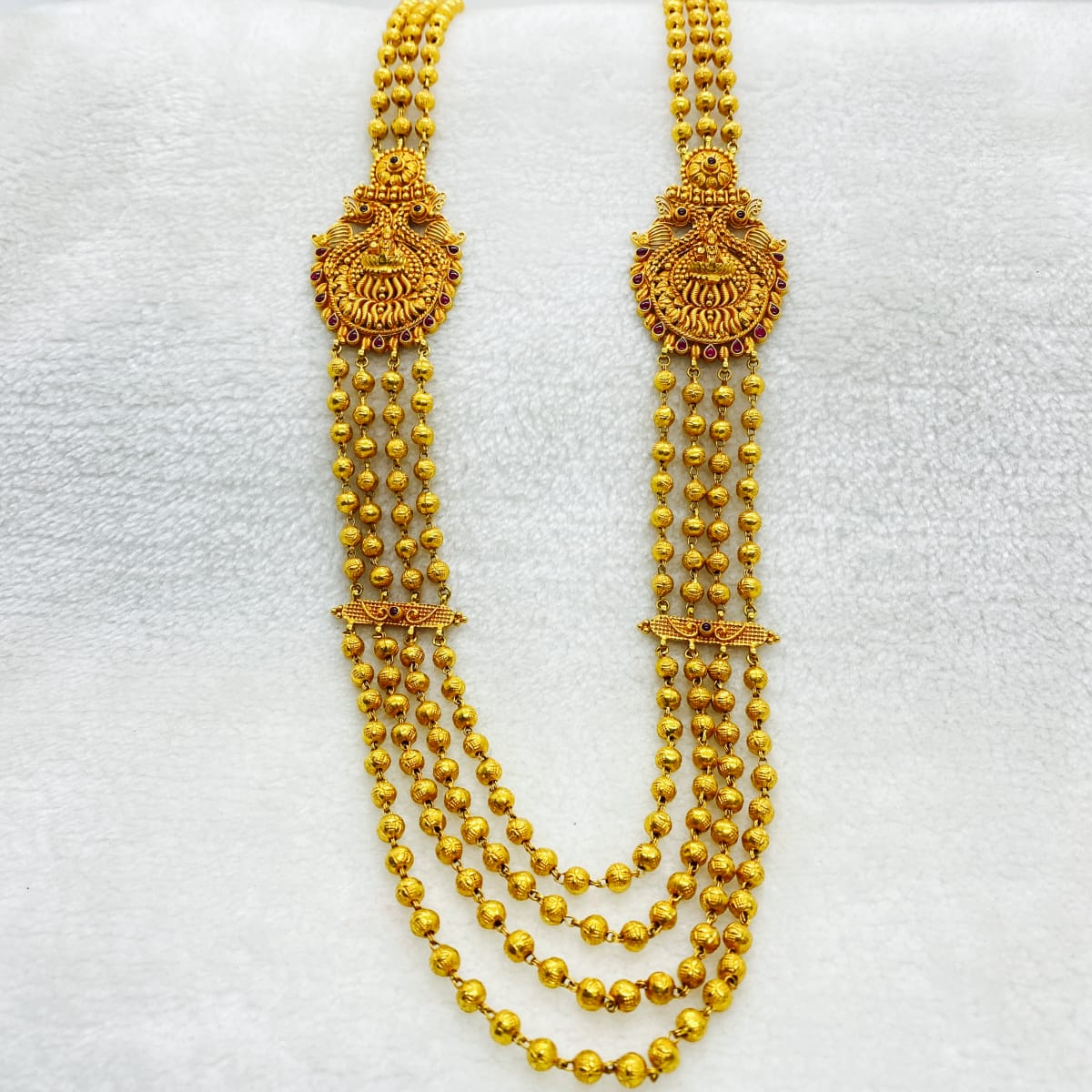Fancy Lakshmi Rani Haaram Gj0188