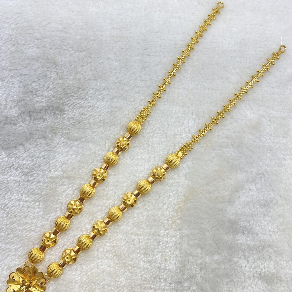 Fancy Long Flower Design Haram Gj0017