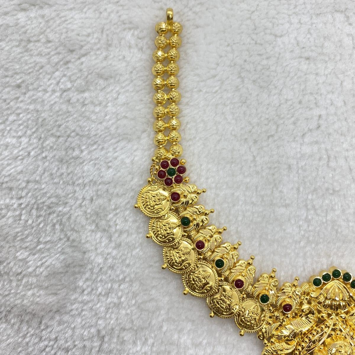 Fancy Lakshmi Necklace 0029