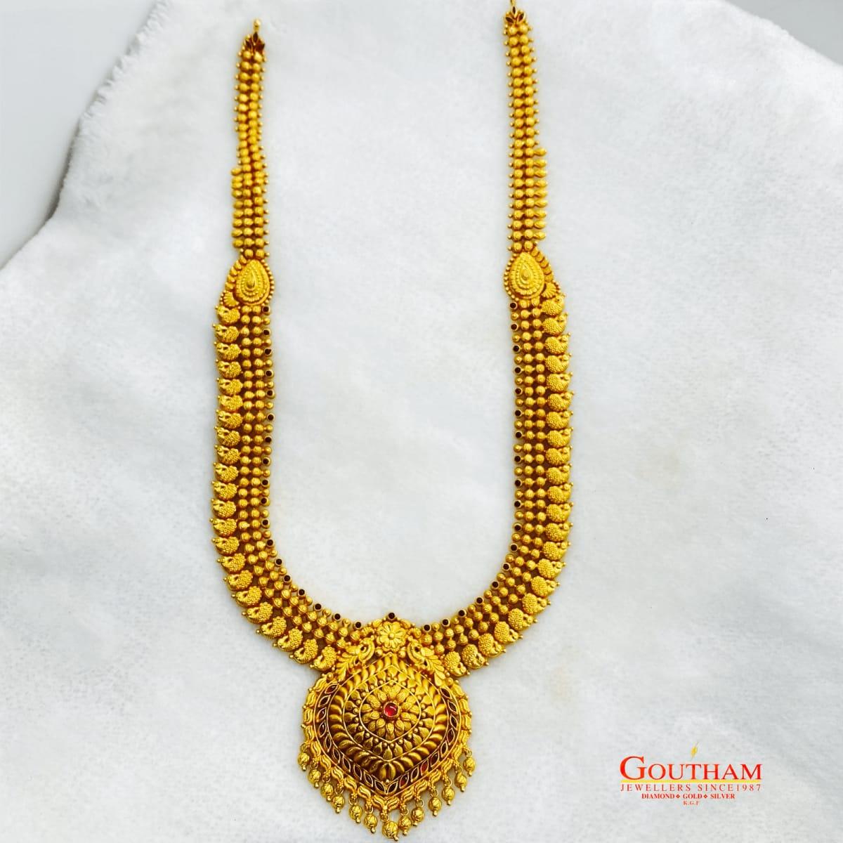 Fancy Antique Long U Haram Gj0240