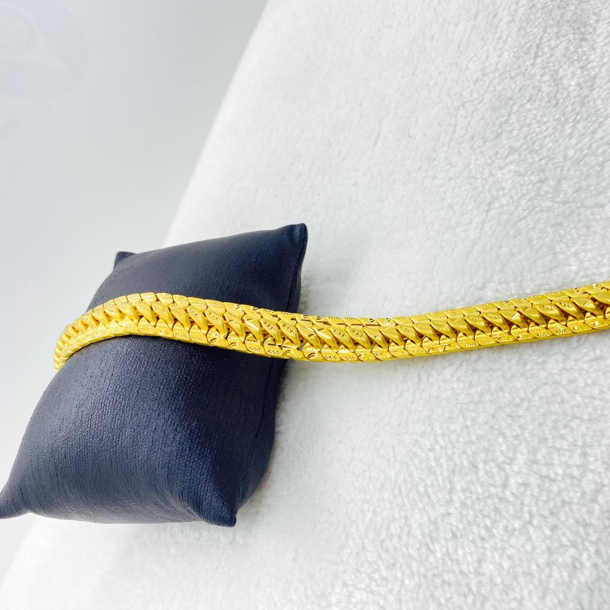 Fancy Gents Half Brigade Bracelet Gj0103