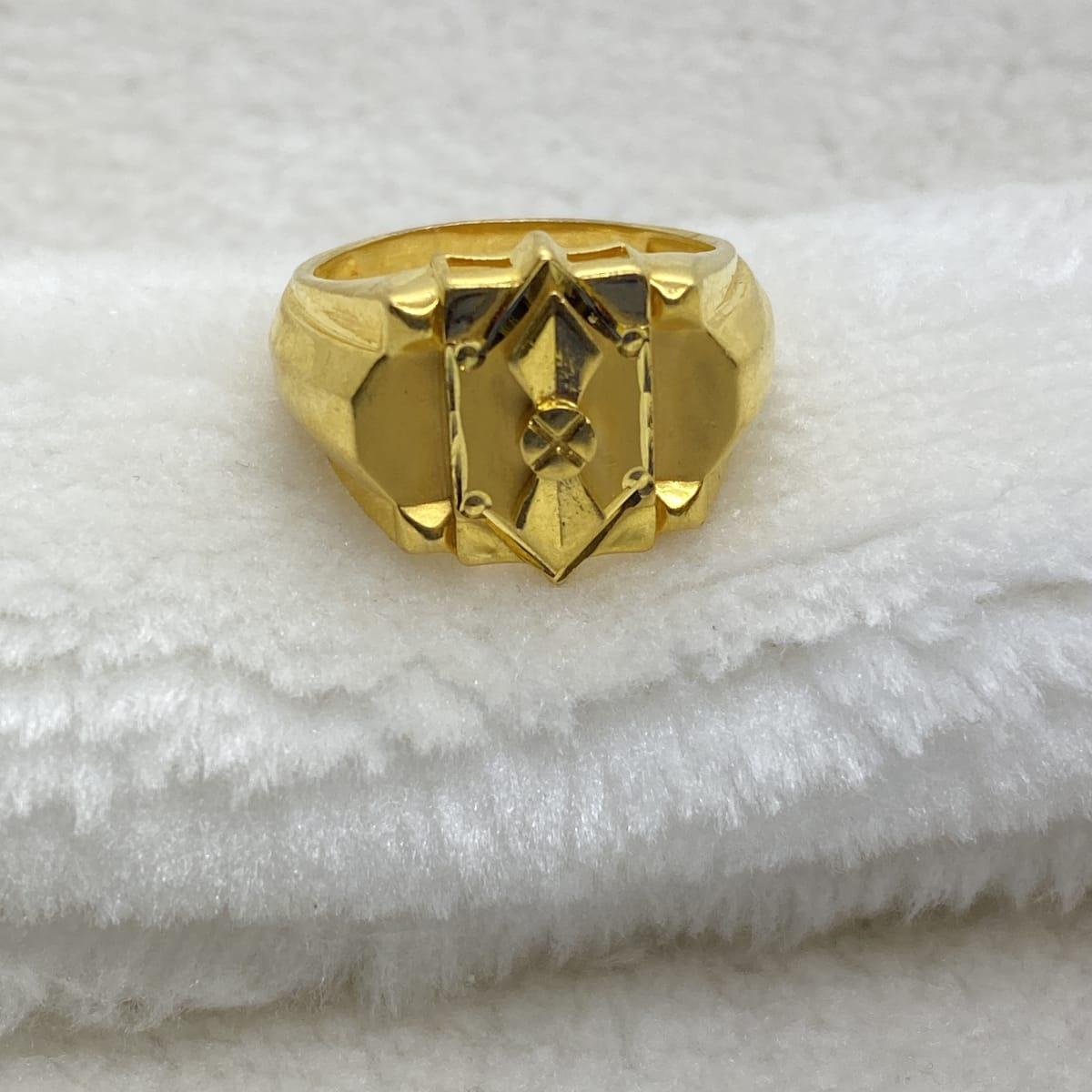 Fancy Gents Casting Ring Gj0131