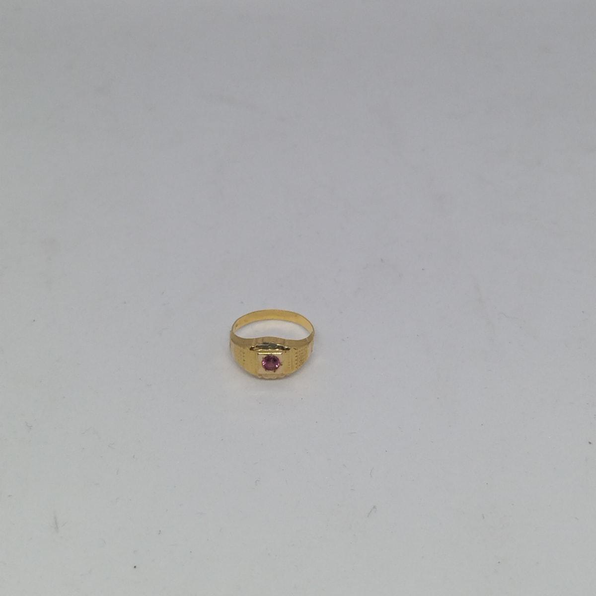 Baby Finger Ring