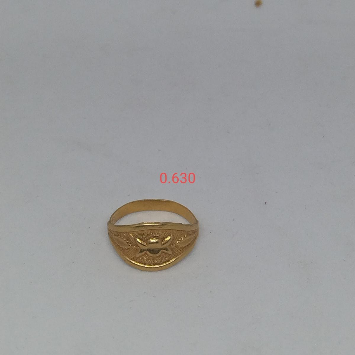 Kids Finger Ring 6