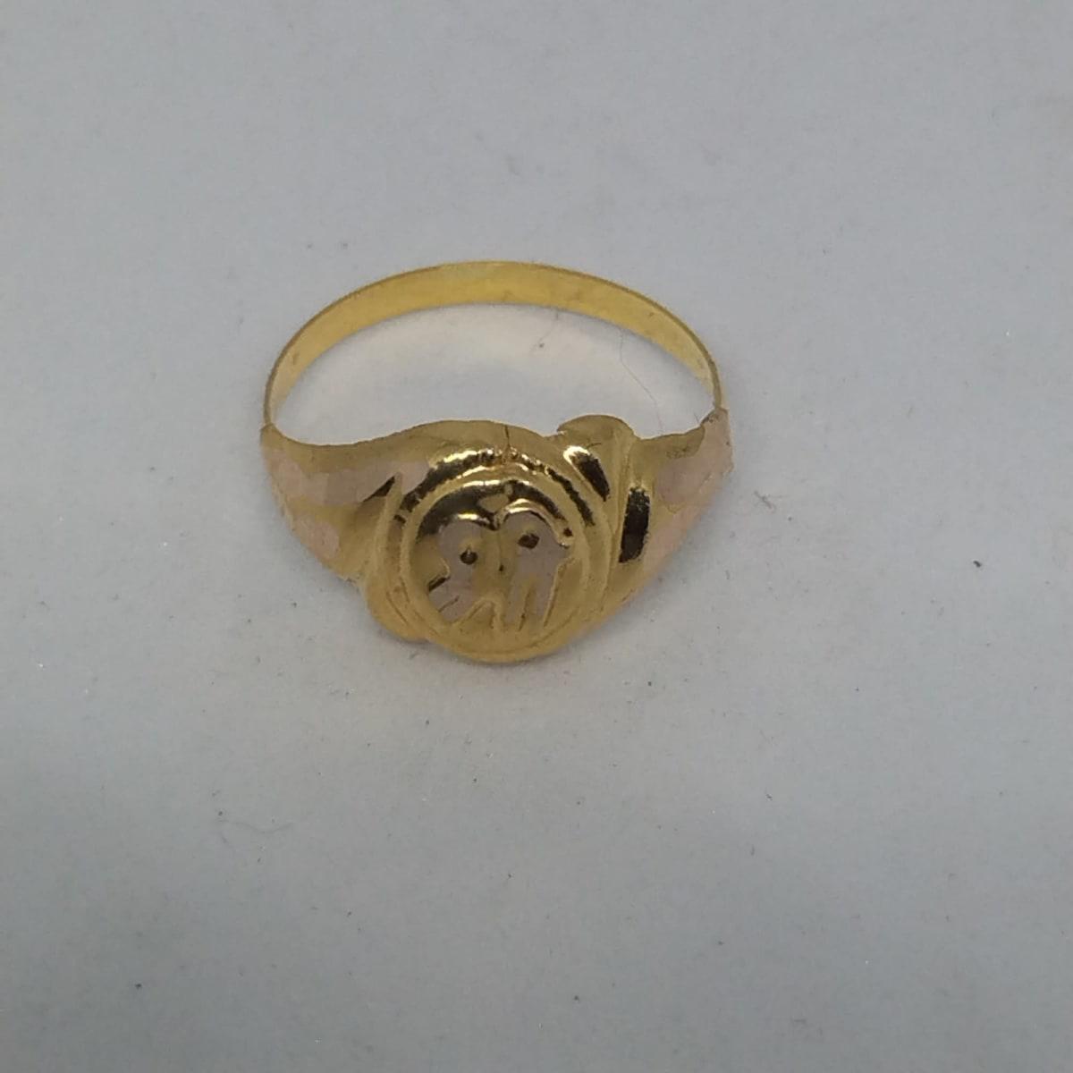 Kids Finger Ring 4
