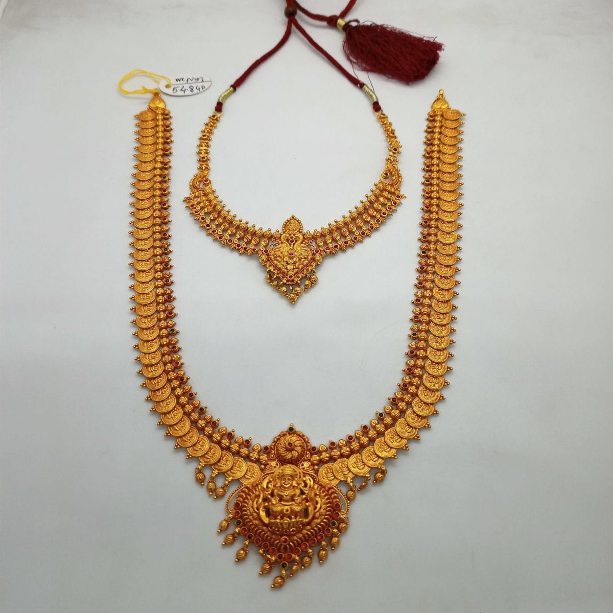 Antique Haara And Necklaces