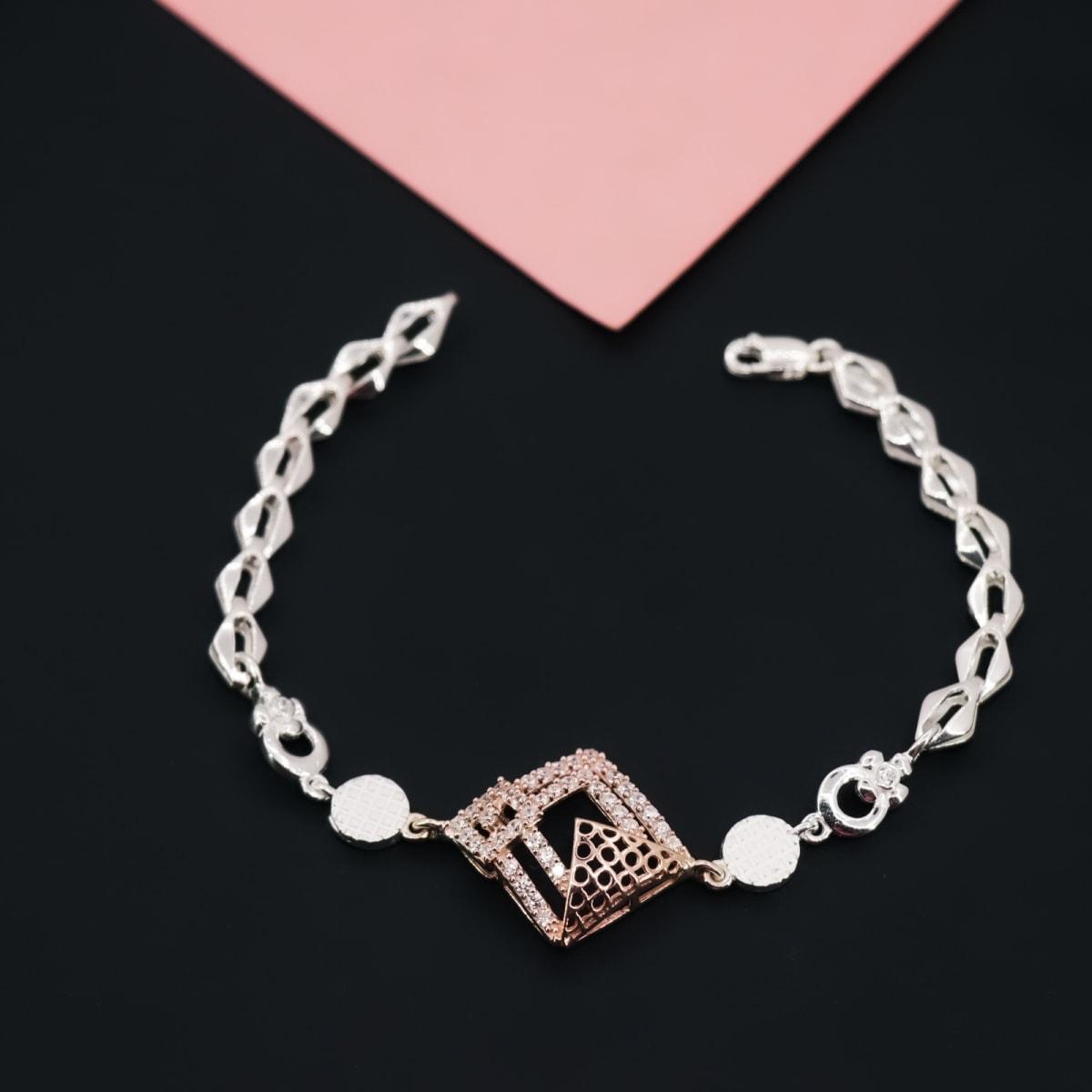 925 Silver Adalia Bracelet